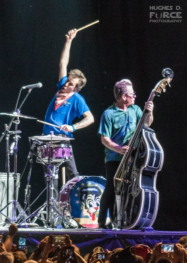 Stray Cats at Viva Las Vegas 2018
