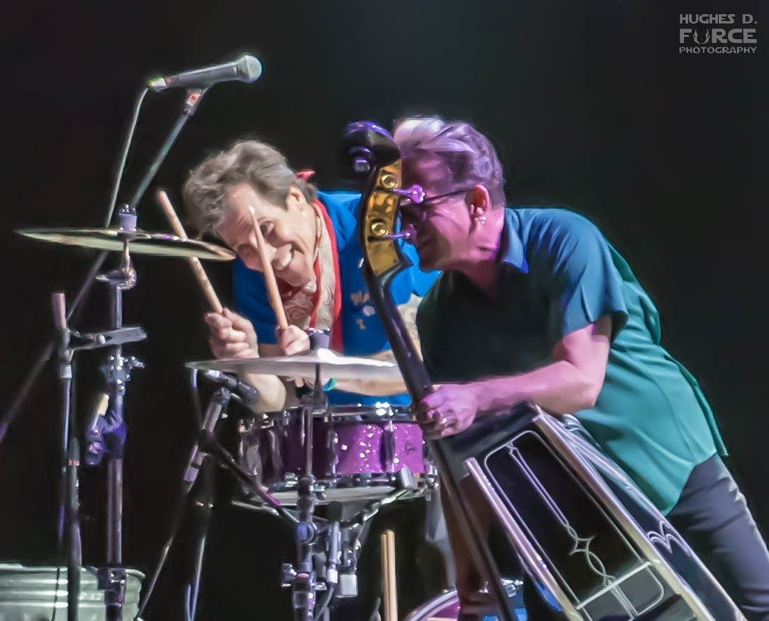 Slim Jim Phantom & Lee Rocker